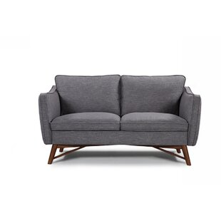 Lampley Loveseat by Union Rustic