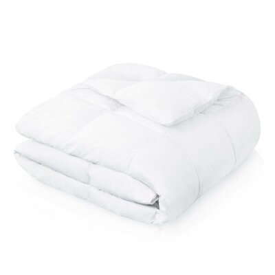 Alwyn Home All Season Down Comforter Size: California King