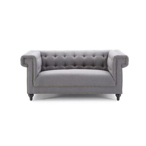 Bucknell Chesterfield Loveseat by Willa Arlo Interiors