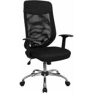 Symple Stuff Krout High-Back Ergonomic Mesh Executive Chair