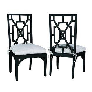 Arcene Side Chair (Set of 2) by Bloomsbur..