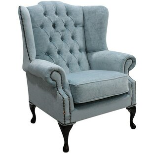 Chilcote Fabric Wingback Chair By Rosalind Wheeler
