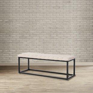 Gorney Upholstered Bench