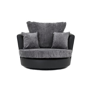 Raffaele Swivel Tub Chair By Brayden Studio