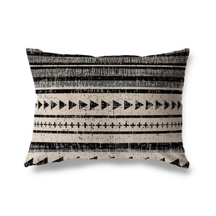 Alberto Triangle Stripe Lumbar Pillow