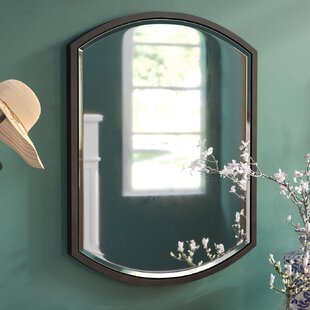 Inexpensive Makanda Wall Mirror ByDarby Home Co