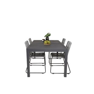 Geir 4 Seater Dining Set By Sol 72 Outdoor