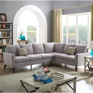 Bartholomew Modular Sectional by George Oliver