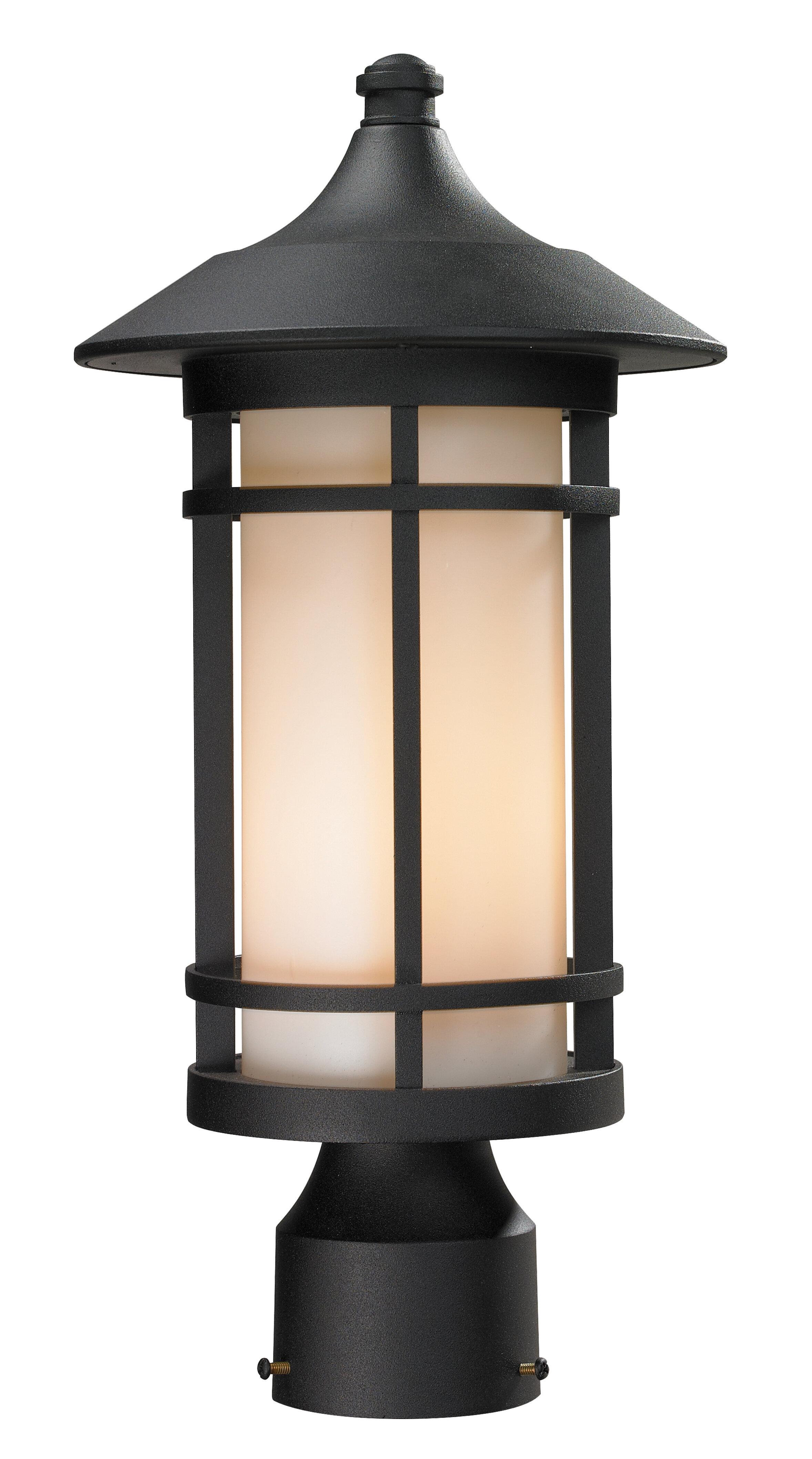 Bloomsbury Market Mckew Outdoor 1 Light Lantern Head Wayfair