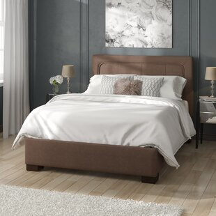 Fabric Upholstered Ottoman Bed By Mercury Row