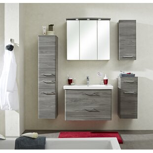 Archer 30 X 72cm Wall Mounted Cabinet By Quickset