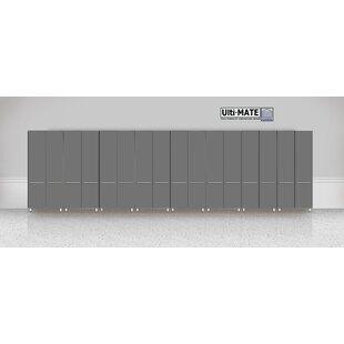 Garage 8-Piece Storage Cabinet Set by Ulti-MATE