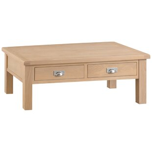 Fareham Coffee Table With Storage By Brambly Cottage