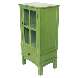August Grove Romeo 1 Drawer Accent Cabinet