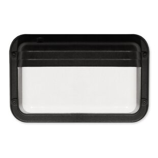 Efficient Lighting 1-Light Outdoor Flush mount