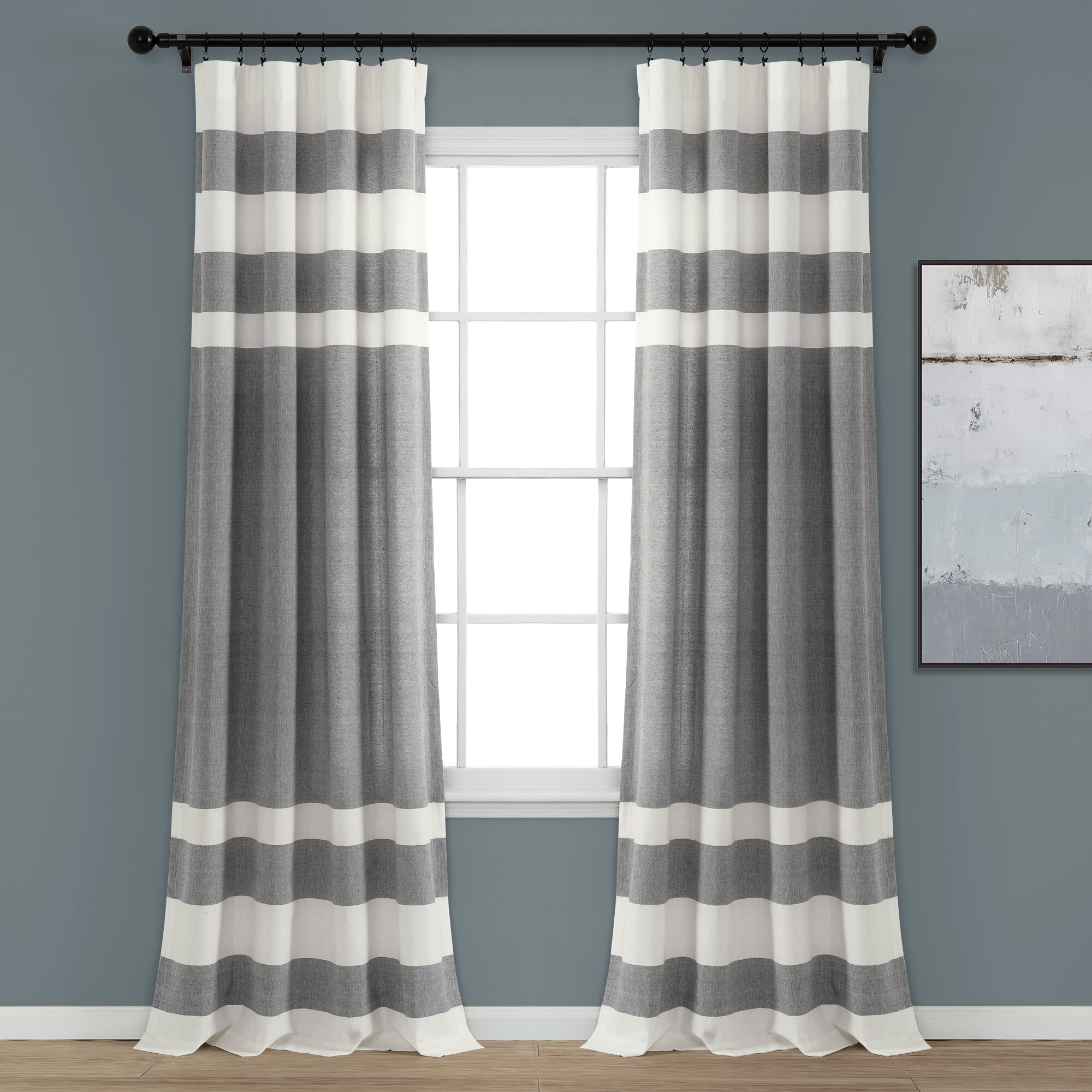 Darby Home Co Furst 100 Cotton Striped