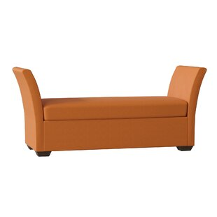 Reviews Bryan Upholstered Bench By Uniquely Furnished