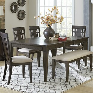 Hagood Dining Table by Gracie Oaks Reviews