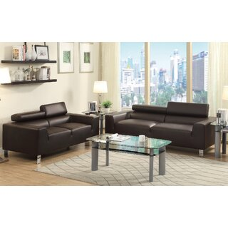 2 Piece Living Room Set by A&J Homes Studio SKU:BA274749 Shop