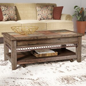 Devere Lift-top Coffee Table by World Menage..