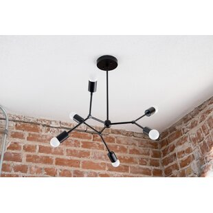 Brayden Studio Davisboro 6-Light Chandelier
