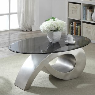Figy Coffee Table by Orren Ellis Looking for