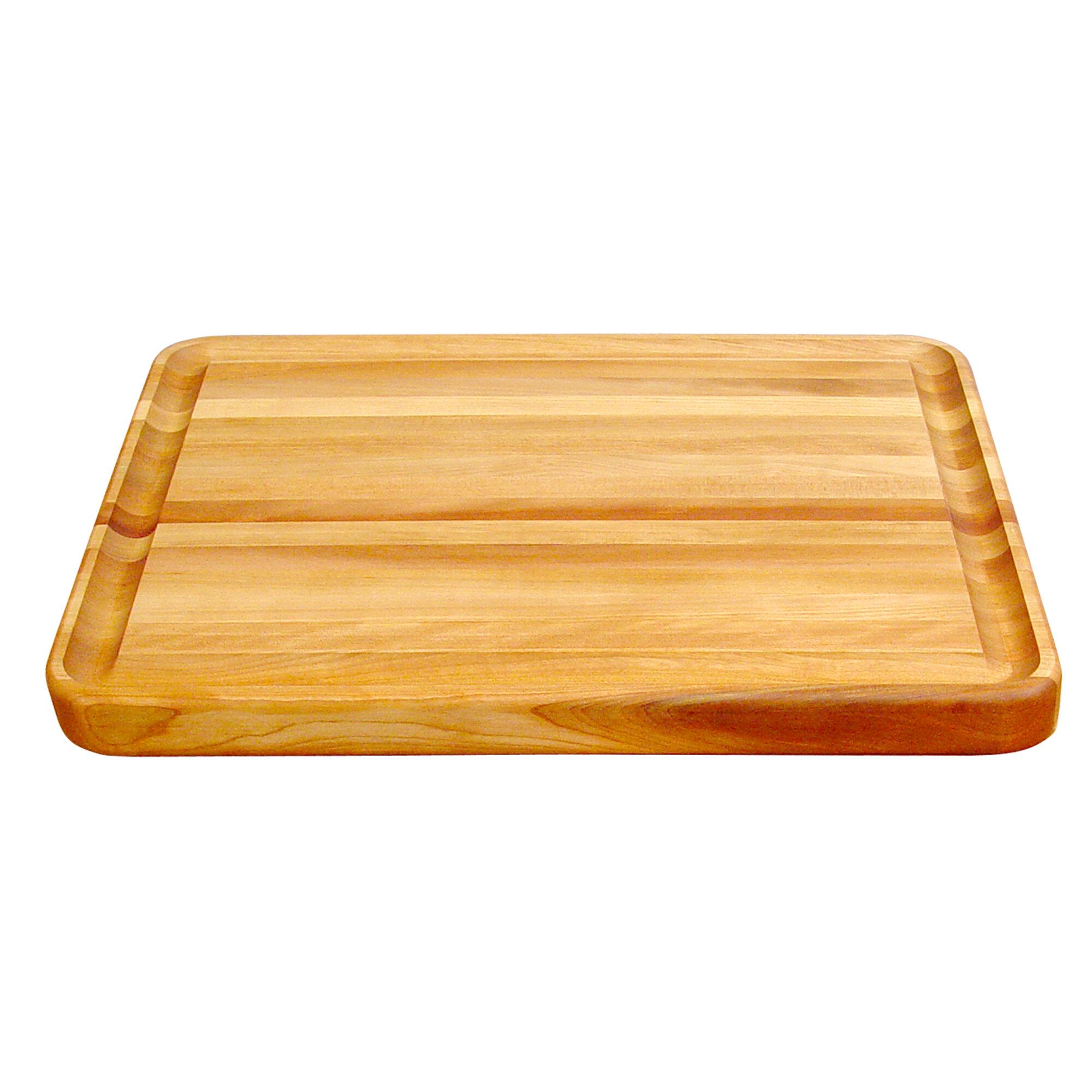 Catskill Craftsmen Inc Professional Style Wood Cutting Board Reviews Wayfair