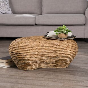 Hoyt Coffee Table by Rosecliff Heights