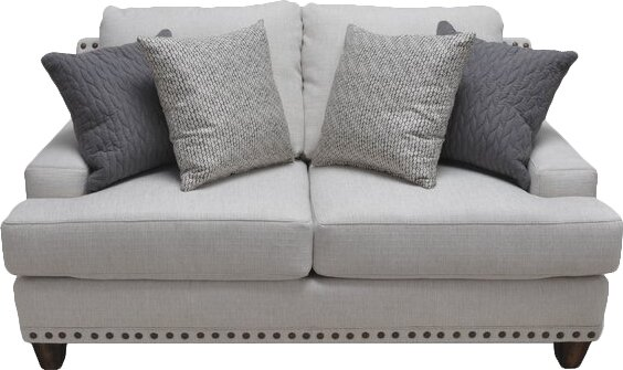 Captivating Darby Home Co Guerro Stationary Loveseat U0026 Reviews | Wayfair