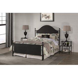 Eglantier Panel Bed