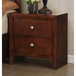 Find for Alexei 2 Drawer Nightstand by Alcott Hill