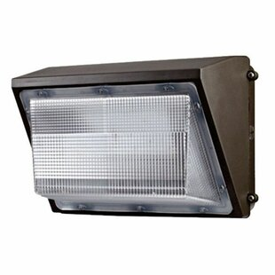 Elco Lighting 45-Watt LED Outdoor Security Wall Pack