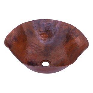 Vasque En Cuivre lavabos vasques: fini - cuivre | wayfair.ca