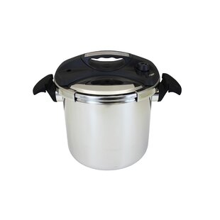 10.5 Quart Stove Top Pressure Cooker