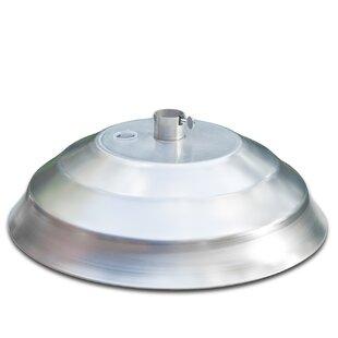 April 50 lb Aluminum Shell Base