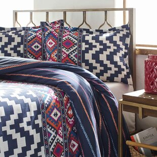 Addilynn Reversible Duvet Cover Set