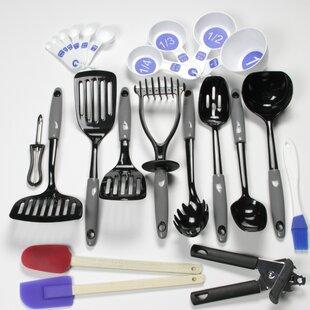 23 Piece Nylon Select Kitchen Tool and Gadget Utensil Set