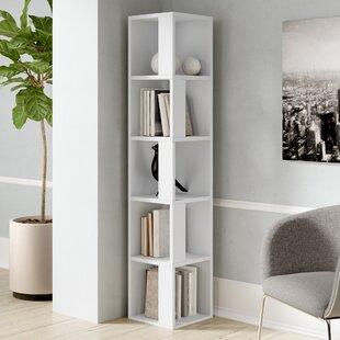 Corner Bookcase By Zipcode Design