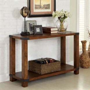 Whiten Console Table