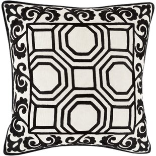 Oden Cotton Pillow Cover