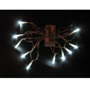 Superbright LED Battery Powered Indoor 10 Light String Light By Sol 72 Outdoor