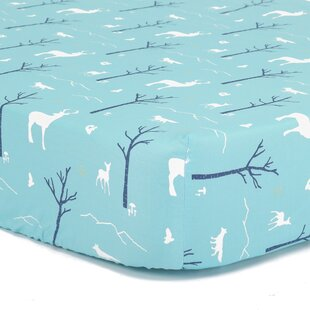 Best Choices Woodland Fitted Crib Sheet ByThe Peanut Shell