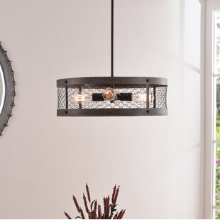 Williston Forge Kronos 4-Light Pendant