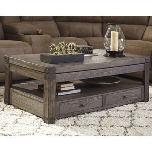 Bryan Coffee Table with Lift Top by Lo..