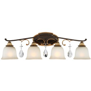 Searching for Chateau Nobles 4-Light Vanity Light By Metropolitan by Minka