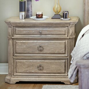 Campania 3 Drawer Bachelor's Chest by Bernhardt
