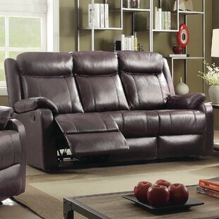 Weitzman Reclining Sofa by Red..