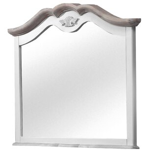 Ega Crowned Top Dressing Table Mirror By August Grove