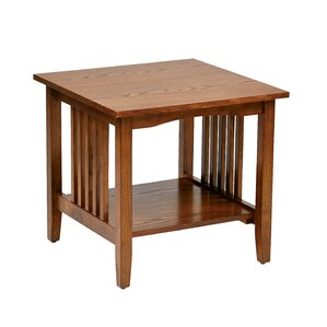 Powell End Table by Charlton Home