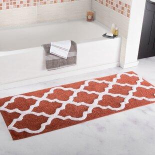 Bon Red Bathroom Rugs